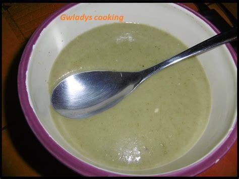 soupe aux poireaux et pommes de terre cookeo gwladys