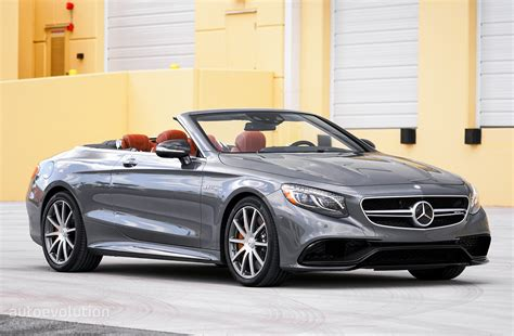 Over 150000 repairable vehicles or vehicles for parts at copart. Driven: 2017 Mercedes-AMG S63 Cabriolet - autoevolution