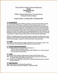 Marketing Budget Xls Contract Statement Of Work Template Sampletemplatess