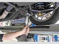 Things We Should Know About Suspension and Wheel Alignment