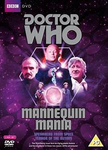 Doctor Who: Mannequin Mania Box Set DVD Zavvi com