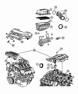 Dodge Ram 1500 Resonator  Throttle Body  Upper