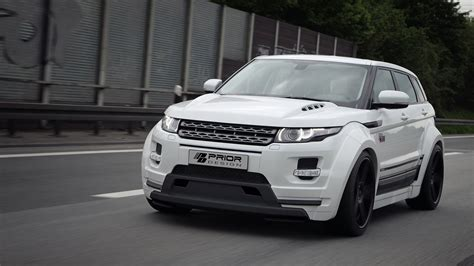 2013 Prior Design Land Rover Evoque Pd650 Wallpaper