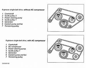 Mercedes Ml320 Belt Diagram