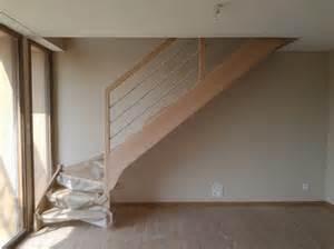 Escalier Sans Contremarche Quart Tournant by Prix D Un Escalier Pos 233 Conseils Thermiques
