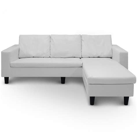 canapé d angle petit format meridienne pas cher