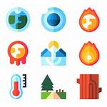 Change Climate Icon Icons Global Warming Packs