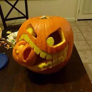 Halloween Krbis Kopf TeenagerHalloween Ideen
