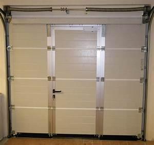 atoutbaie vannes articles With porte de garage enroulable avec porte thermique interieur