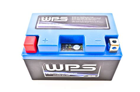 Wps Lithium Featherweight Battery 230 Cca Hjtz10s-fp-il