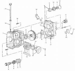Wire Diagram For Cub Cadet 682