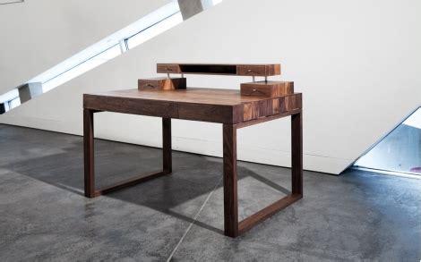 Moderne Schreibtische Aus Holz by Schreibtisch Aus Edlem Holz Scholtissek Lifestyle