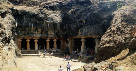 elephant tub india a brief history of the elephanta caves in mumbai india