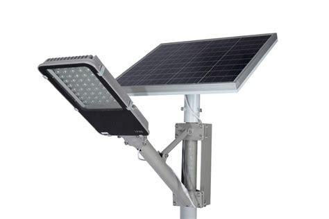 30w Led Solar Street Light Ecolife