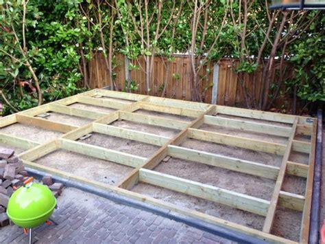 houten vloeren isoleren tuinhuis vloer isolatie houten vloer