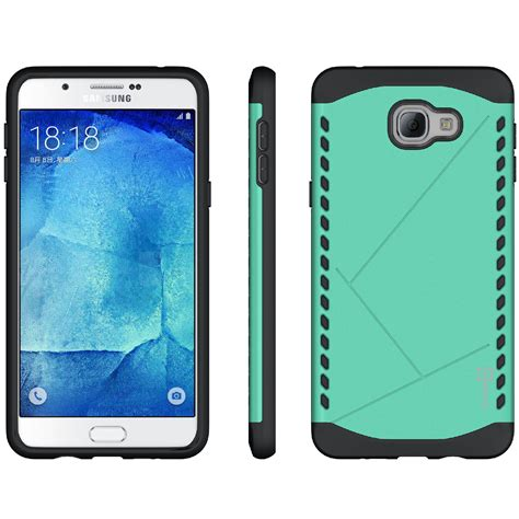slim hybrid armor tough rugged phone cover case