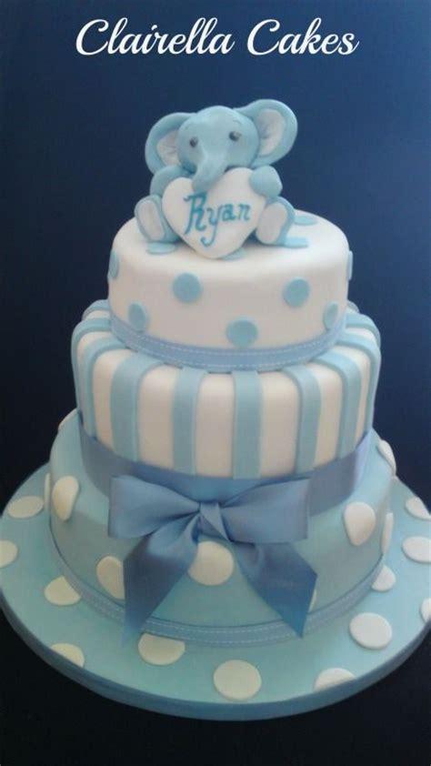 ideas  graysons christening cake