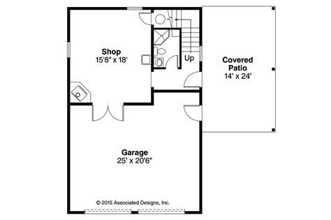 garage floor plan country house plans garage w shop 20 154 associated