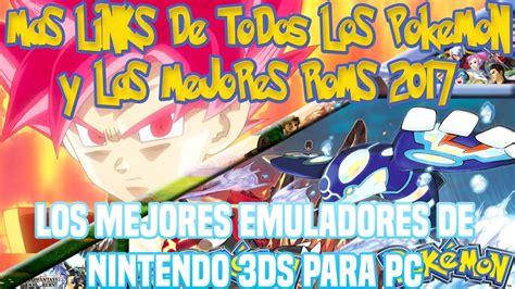 El catálogo de nintendo 3ds guarda una gran cantidad de juegos de calidad que están esperando a ser descubiertos por los jugadores. TOP| LOS MEJORES EMULADORES DE NINTENDO 3DS PARA PC ...