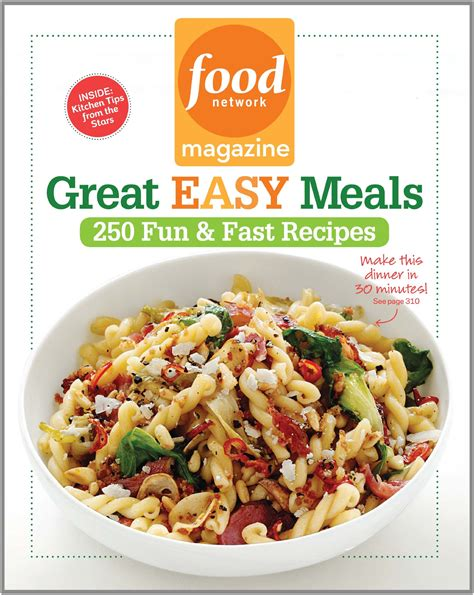 easy cuisine fast recipes