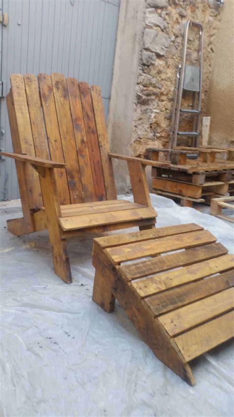 pallet adirondack chair  pallets