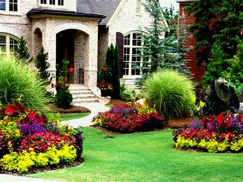 Best Front Yard And Backyard Landscaping Ideas