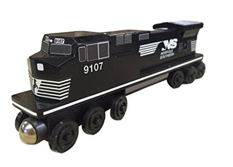 Norfolk Southern C 44 Diesel Engine Toy Train by Whittle