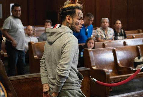 york bail denied  rapper tekashi