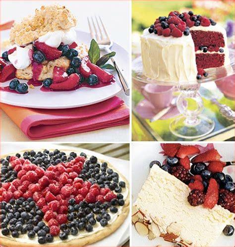 july 4th dessert recipes so sweet stationery fun 4th of july dessert recipes
