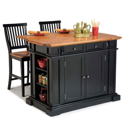 black distressed kitchen island kitchen island and stools black and distressed oak home