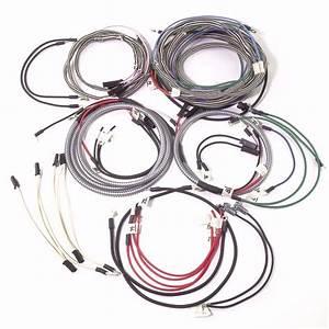 Ihc  Farmall 460  U0026 560 Diesel Utility Complete Wire Harness