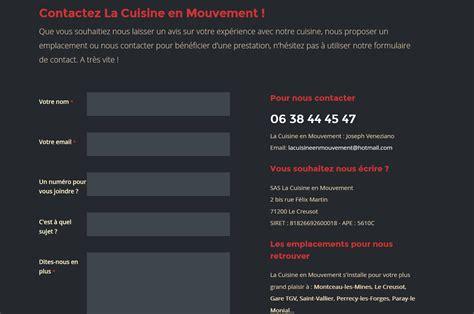 cuisine mouvement la cuisine en mouvement mirobolus