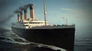 Diagram Of The Titanic