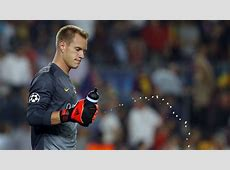 Ter Stegen hints Barcelona exit due to lack of time