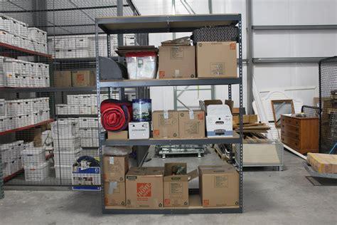 Boltless Warehouse Shelving