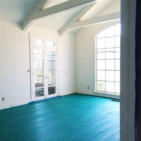 color washed living room floor  beautiful mess