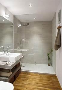 Douche À L Italienne Moderne : douche italienne 33 photos de douches ouvertes ~ Voncanada.com Idées de Décoration