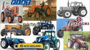 Fiat Trattori  La Storia - Parte 3   New Holland - Aggiornato