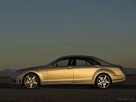 S65 Amg Specs by 2007 Mercedes S Class S65 Amg Specifications