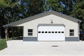 Exterior Options For Metal Buildings by PDQ Pole Buldings Cincinnati OH Pole Buliding