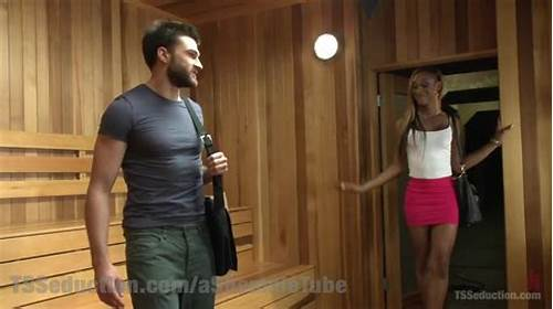 Attractive Brazilian Stepbrother Gabriela Nailed With #Kayla #Biggs #And #Her #9