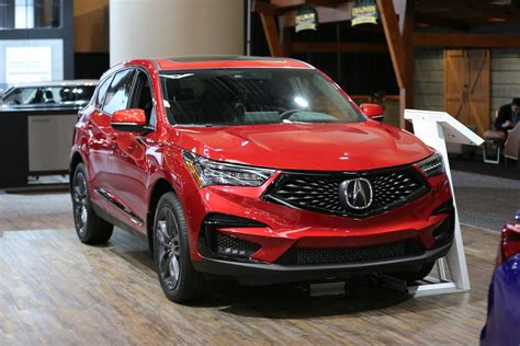 Acura Rdx 2020 by Inside The New 2020 Acura Rdx Autoversed