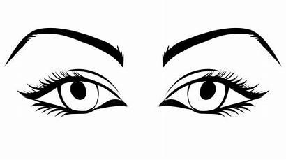 Eyes Clipart Woman