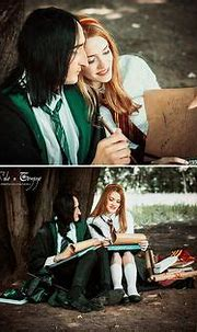 professor snape and lilly potter | Lily Evans. Married to ...