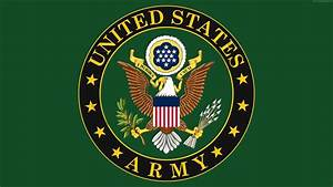 Wallpaper U.S. Army, logo, eagle, Military #12254