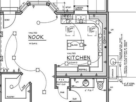 Electrical House Plan Design Wiring Plans