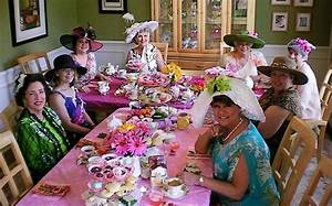 iCafe Woman Moderne: April Showers Bring May Tea Parties
