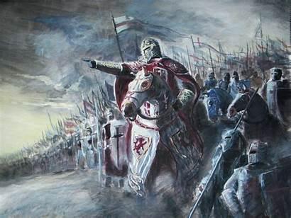 Crusader Knight Wallpapers