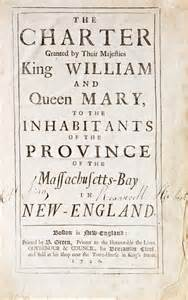 colonial home design the charter granted by their majesties king william and
