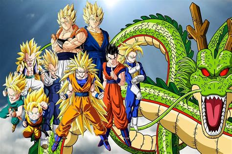 Maybe you would like to learn more about one of these? Dragon Ball Z Characters Poster   Uncle Poster